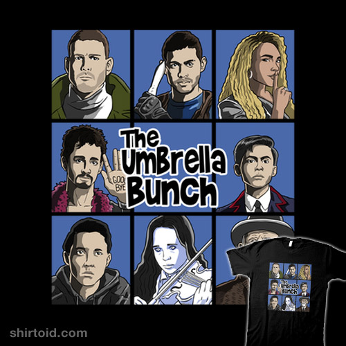 The Umbrella Bunch