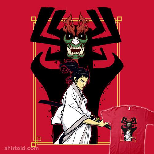 Time Traveling Samurai