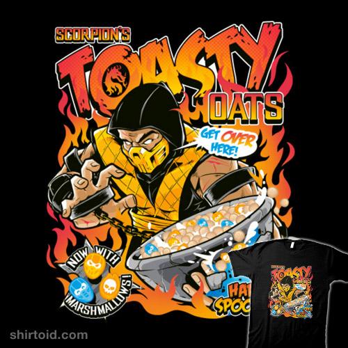 Toasty Oats