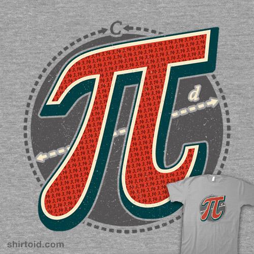 Vintage Pi