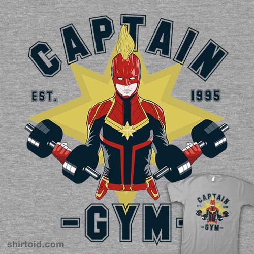 Captain Gym
