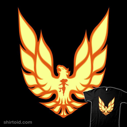 Dark Phoenix Firebird