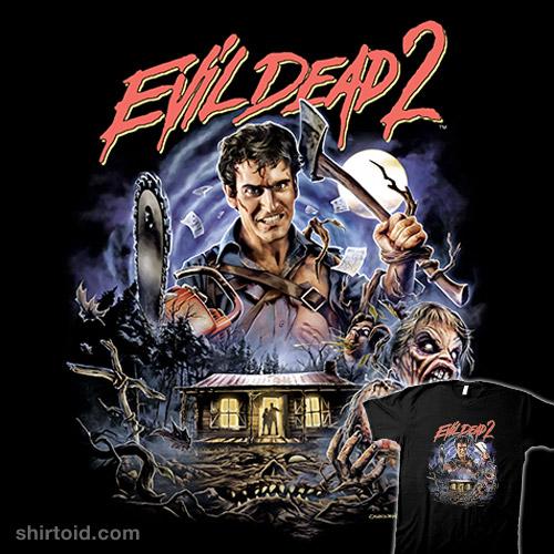 Evil Dead 2 : Dead By Dawn