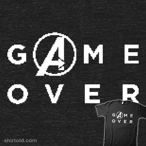 Final Game Over