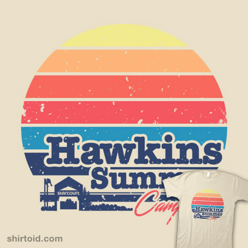 Hawkins Summer Camp