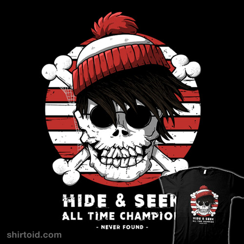 Hide & Seek Champion