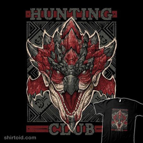 Hunting Club: Rathalos New World