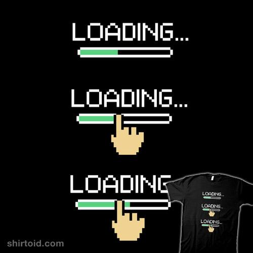 Is it loading?