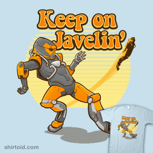 Keep on Javelin'