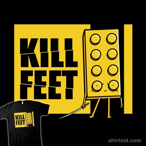 Kill Feet!