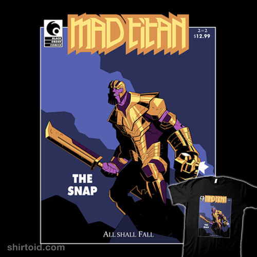 Mad Titan
