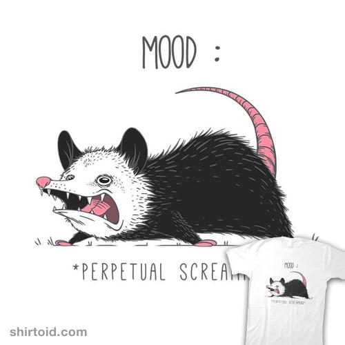 Mood Possum