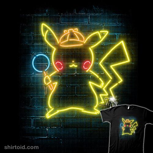 Neon Detective