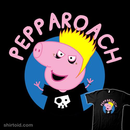 Pepparoach