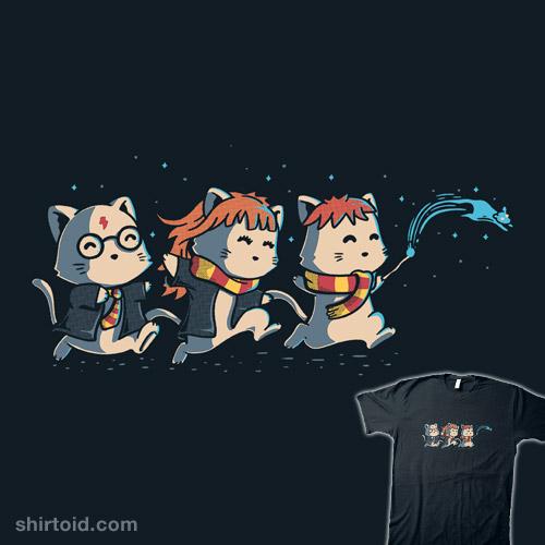 Potter Cats