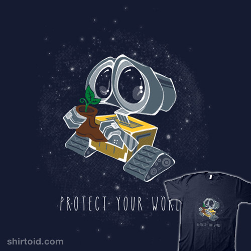 Protect your world