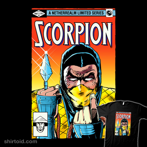 Scorpion Limited Series