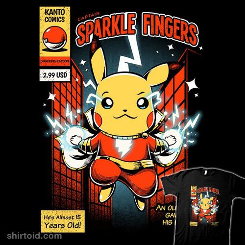 Sparkle Fingers