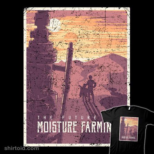 The Future of Moisture Farming