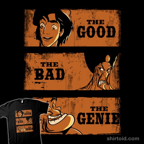 The Good, the Bad, and the Genie