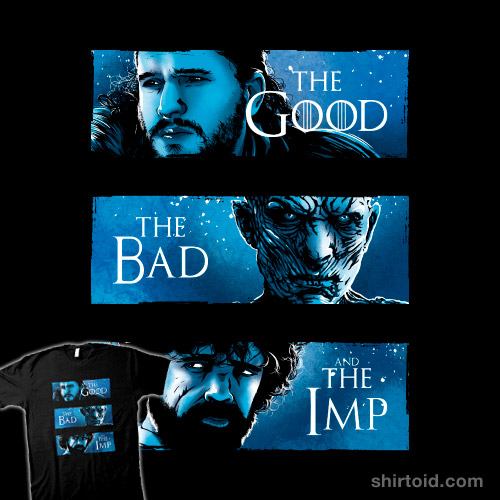 The Good, the Bad, and the Imp