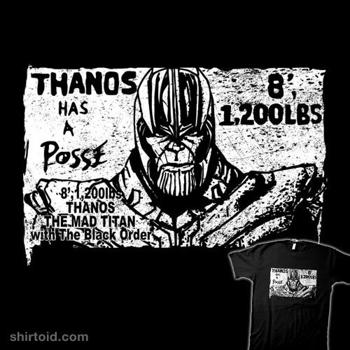 Titan's Posse