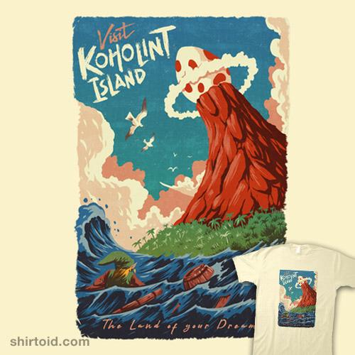 Visit Koholint Island