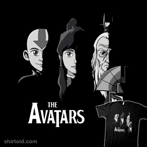 With the Avatars