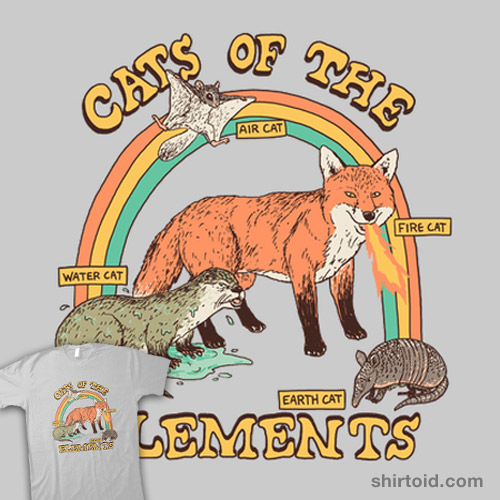 Cats of the Elements