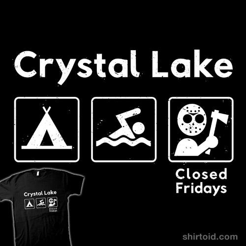 Closed Fridays