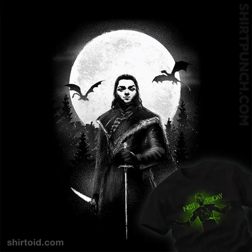 Glow In The Dark Arya