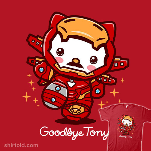 Goodbye Tony