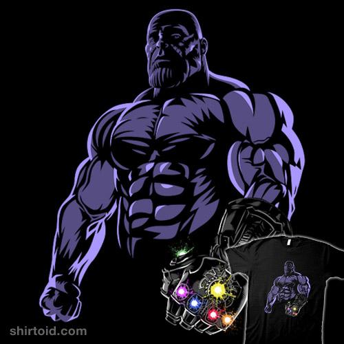 Infinity muscle