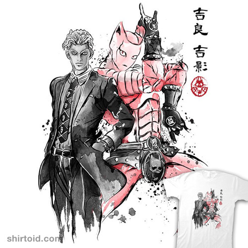 Killer Queen Sumi-e