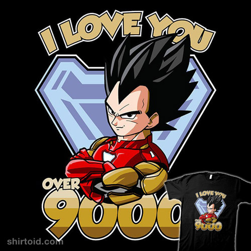 Love Over 9000