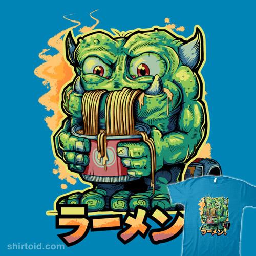 Monster Ramen