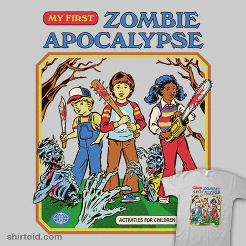 My First Zombie Apocalypse