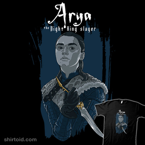 Arya the Night King Slayer