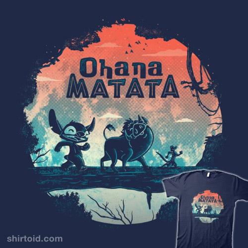 Ohana Matata