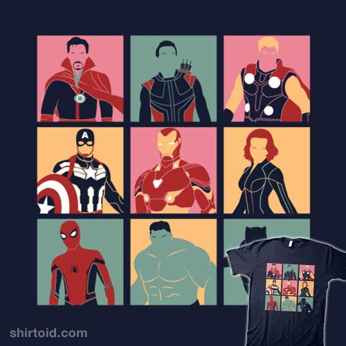 Pop Heroes
