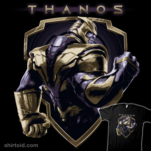 Thanos Shield