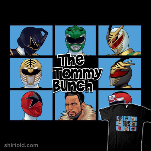 The Tommy Bunch