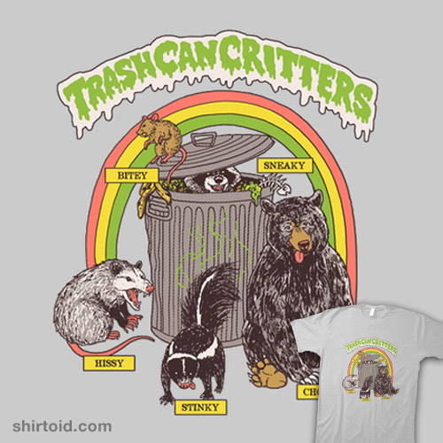 Trash Can Critters