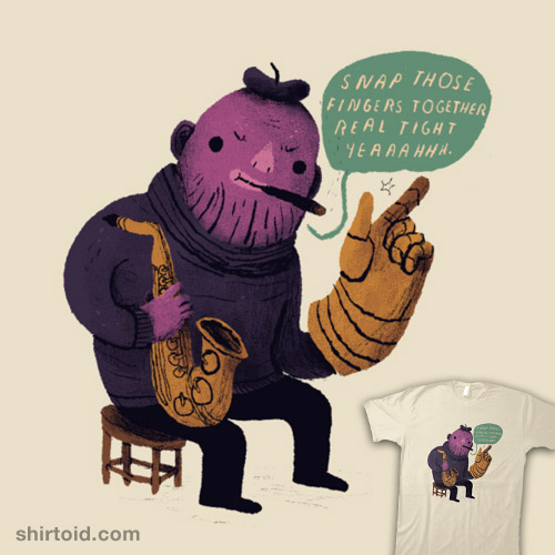 the mad jazz titan