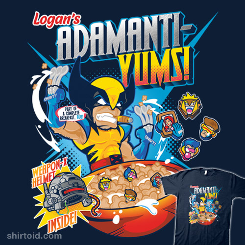 Adamanti-YUMS!