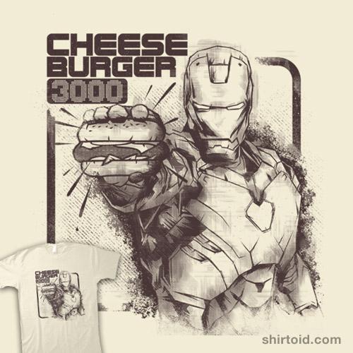 Cheeseburger 3000