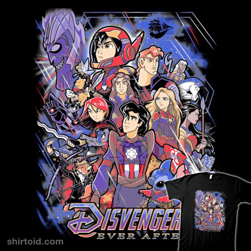Disvengers: Ever After