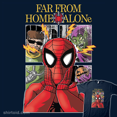 Far From Home Alone