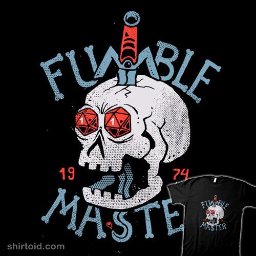 Fumble Master