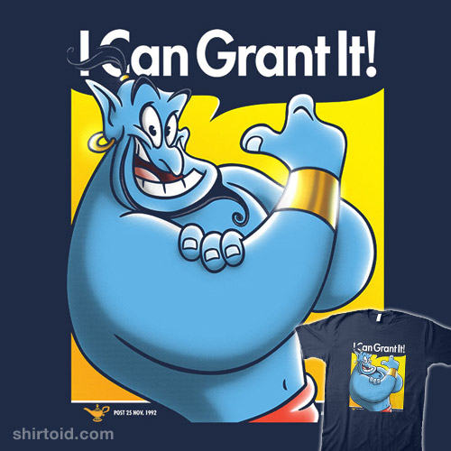 I Can Grant It!